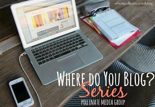 where do you blog series PMG