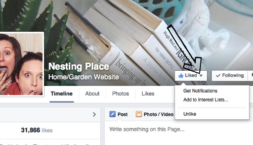 how to make fb list 7