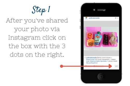 How to get an Instagram URL