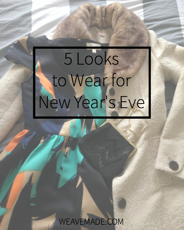 5 looks to wear for new years eve