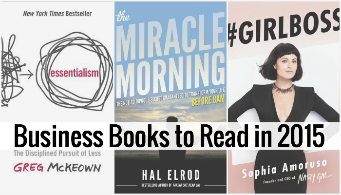 business books to read in 2015