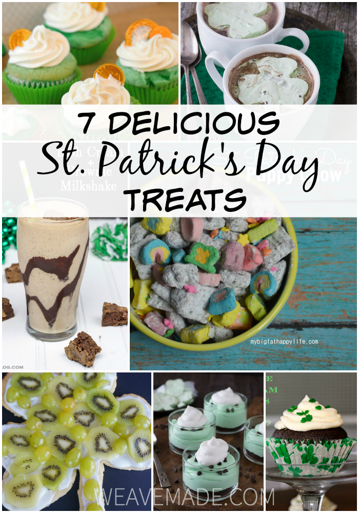 7 Delicious St. Patrick's Day Treats