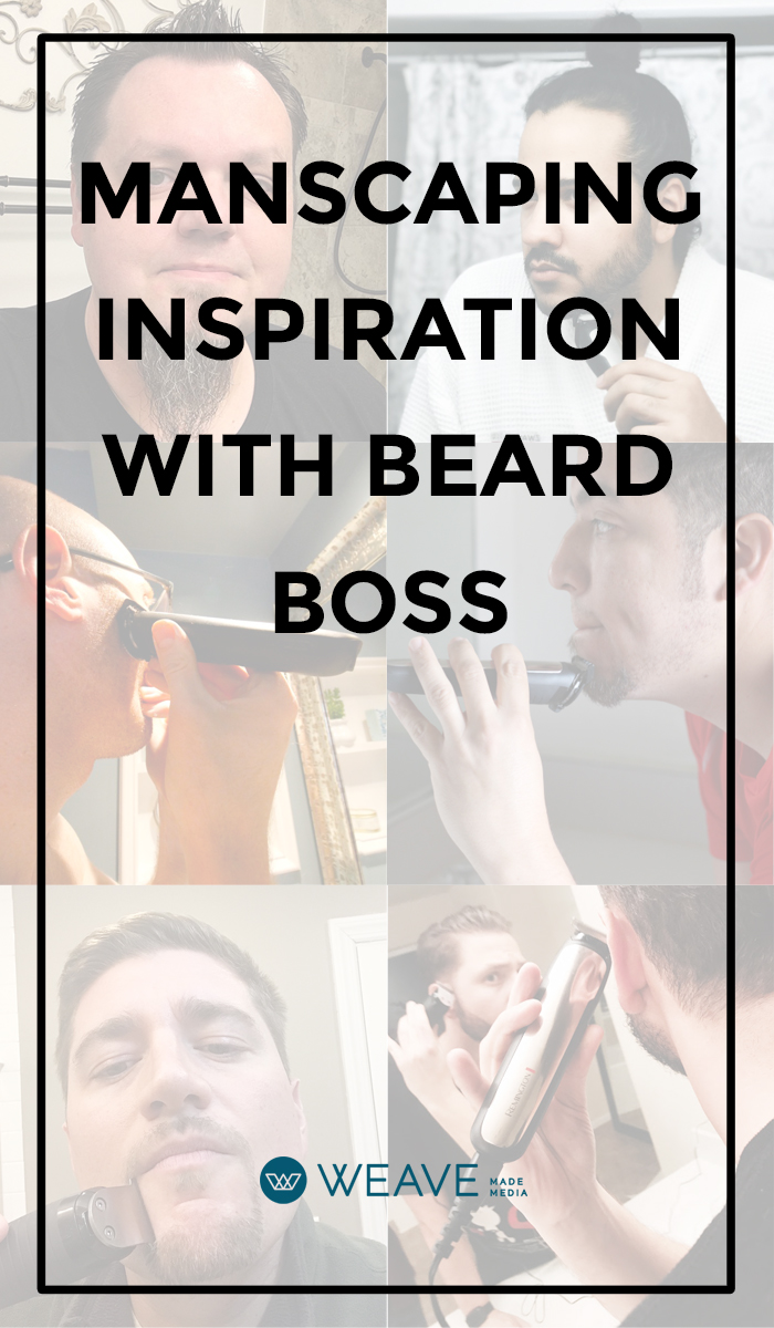 Remington Beard Boss #RemBeardBoss #BeardBoss #ad #WeaveMade